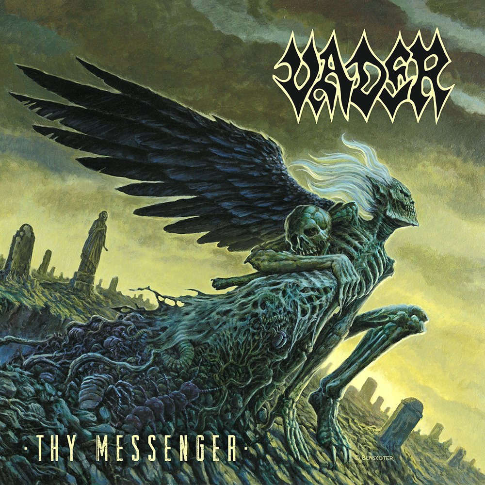 Vader - Thy Messenger - Cover