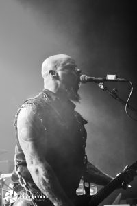 Wolfheart - Live from Boston - By Mark Guy