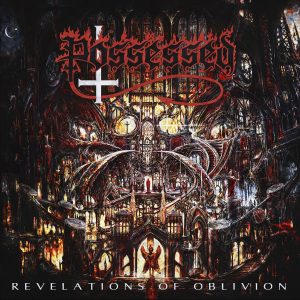 Possessed - Revelations of Oblivion - Cover