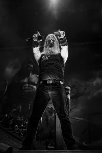 Amon Amarth - Edinburg, TX 2019 - By Rene Botello