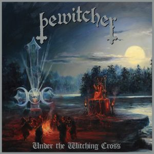 Bewitcher - Under the Witching Cross - Cover