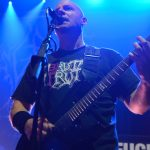 Dying Fetus - Live in Worcester, MA 2019 - By Mark Guy
