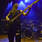 Fallujah - Chaos and Carnage 2019 - Worcester, MA by Mark Guy
