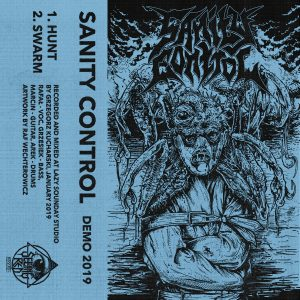 Sanity Control - Demo 2019 - Cover