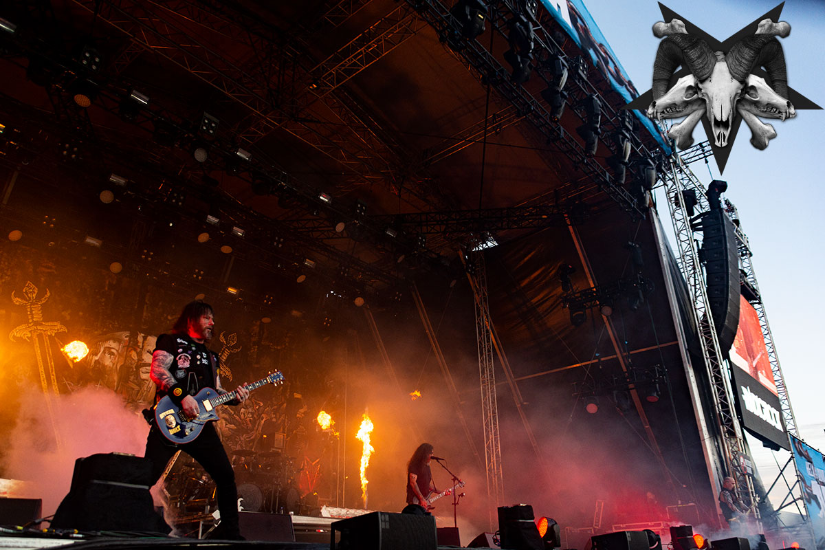 Slayer Live Photos From Tuska Open Air Metal Festival 2019