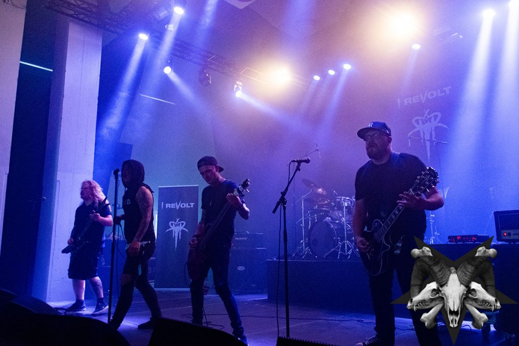 I Revolt Live Photos From Tuska Open Air Metal Festival 2019