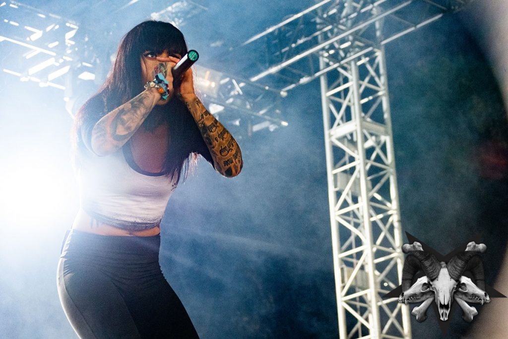 Jinjer Live Photos From Tuska Open Air Metal Festival 2019
