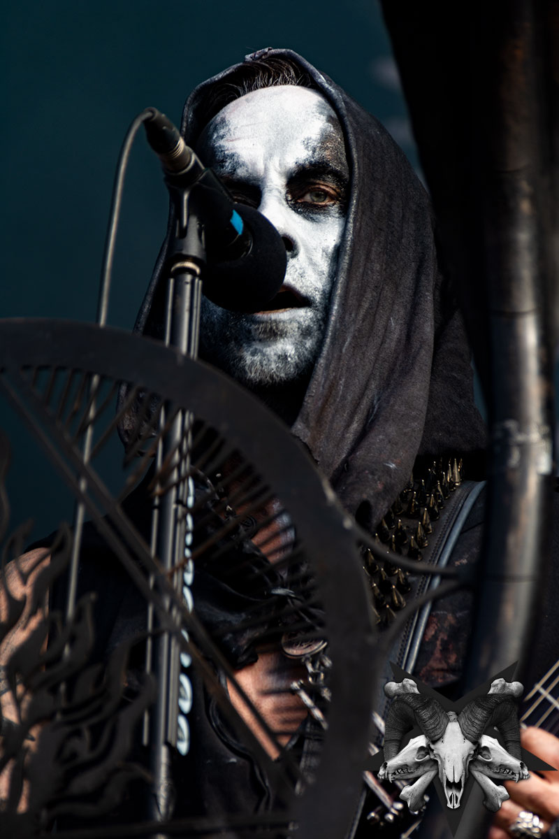 Behemoth Live Photos From Tuska Open Air Metal Festival 2019