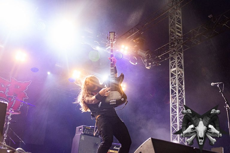 Power Trip Live Photos From Tuska Open Air Metal Festival 2019