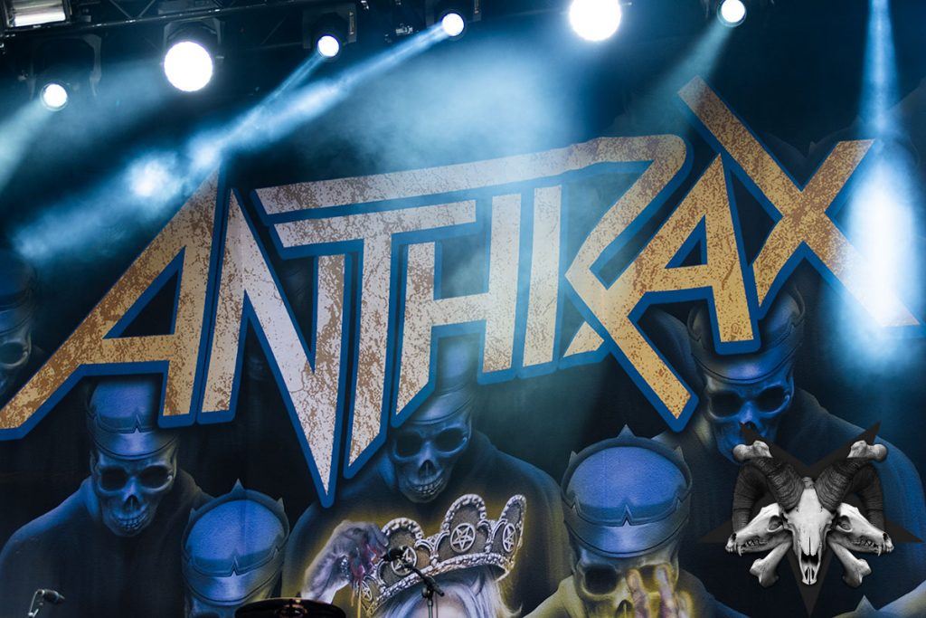 Anthrax Live Photos From Tuska Open Air Metal Festival 2019