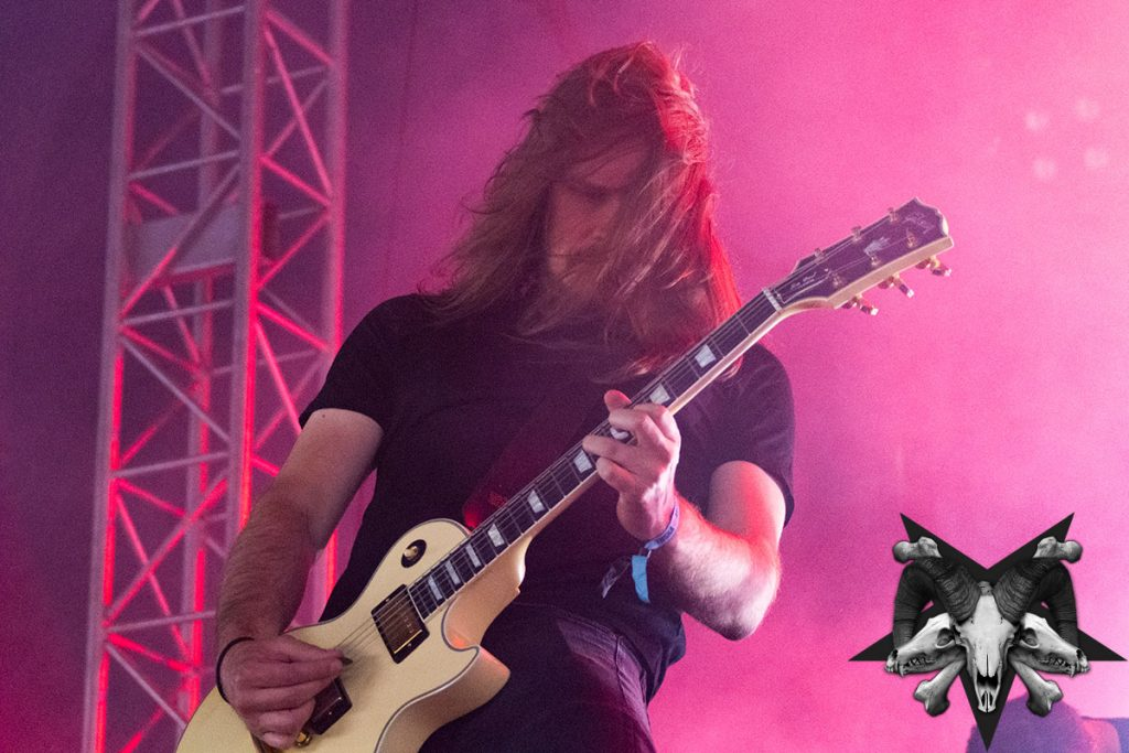Cult Of Luna Live Photos From Tuska Open Air Metal Festival 2019
