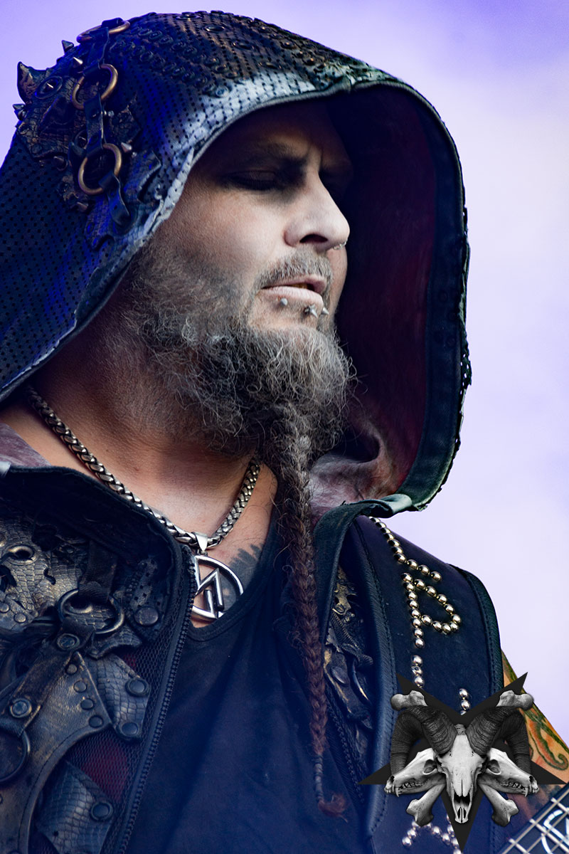 Dimmu Borgir Live Photos From Tuska Open Air Metal Festival 2019