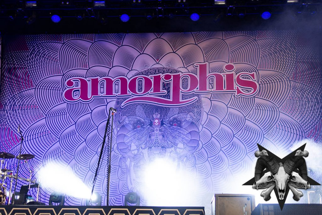 Amorphis Live Photos From Tuska Open Air Metal Festival 2019