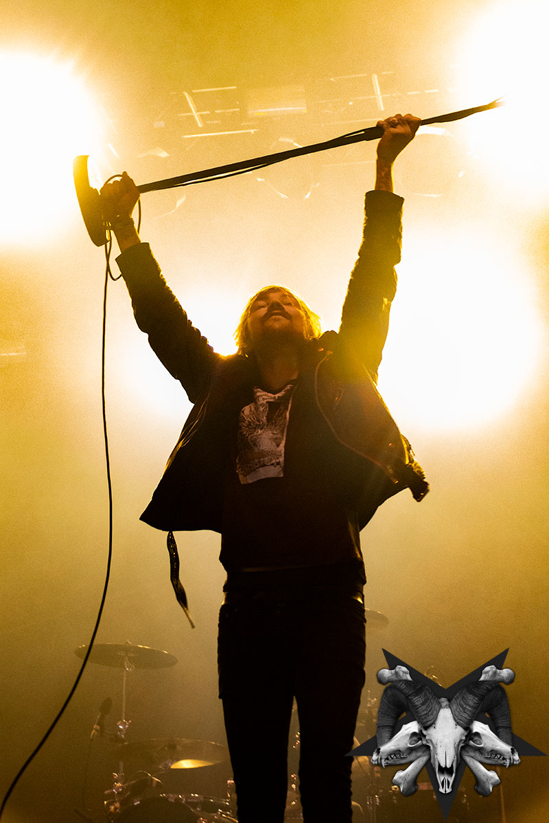 Kvelertak Live Photos From Tuska Open Air Metal Festival 2019