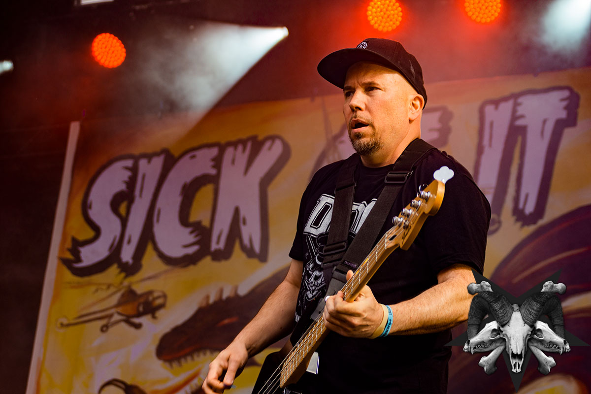 Sick Of It All Live Photos From Tuska Open Air Metal Festival 2019