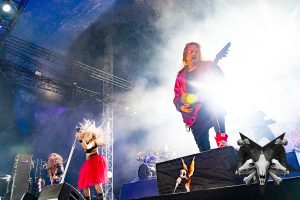 Delain Live Photos From Tuska Open Air Metal Festival 2019
