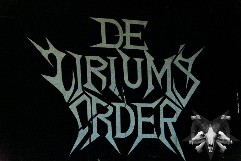 De Lirium's Order Live Photos From Tuska Open Air Metal Festival
