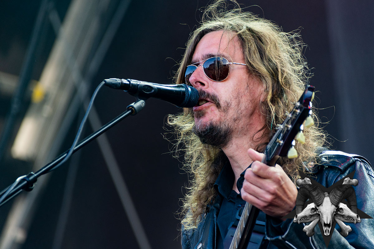 Opeth Live Photos From Tuska Open Air Metal Festival 2019