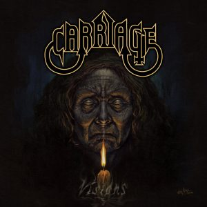 Carriage - Visions - Cover