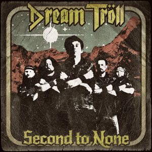 Dream Troll - Second to None - Cover
