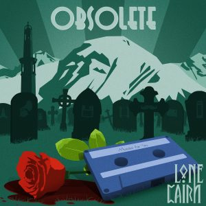 Lone Cairn - Obsolete - Cover