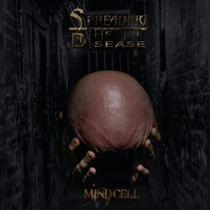 Spreading the Disease - Mindcell - Cover