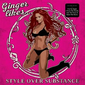 Ginger Likes - Substance - Cover