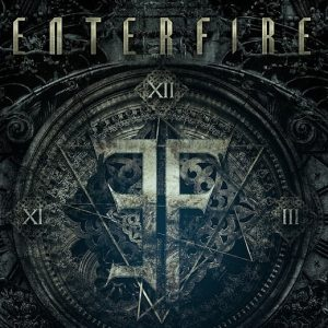 Enterfire - Slave Of Time - Cover