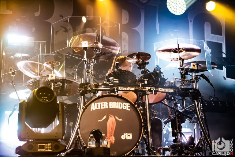 Alter Bridge - Scott Phillips