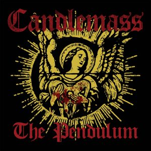 Candlemass - The Pendulum - Cover