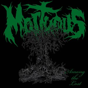 Mortuous - Among the Lost - Cover