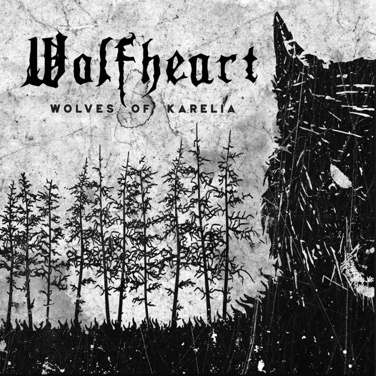 Wolfheart - Wolves - Cover