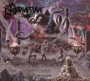 Graveslave - Devotion - Cover