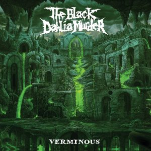 The Black Dahlia Murder - Verminous - Cover